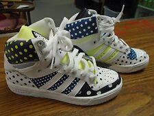 Adidas Women's M Attitude Logo EF White (Mix Match Shoes!) D65173 New Size 5.5