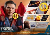 HOTTOYS HT MMS484 1/6 Dr. Strange 2.0 Avengers 3 Infinite War Figure Collction