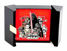 Disney Star Wars The Force Awakens Resistance First Order Super Jumbo Pin LE 500