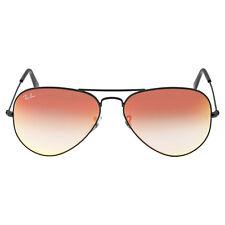 Ray-Ban Aviator Flash Lens Sunglasses RB3025-002-4W-58