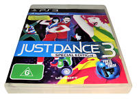 Just Dance 3 Special Edition Sony PS3 PlayStation 3
