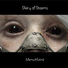 DIARY OF DREAMS MenschFeind CD 2005