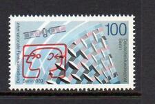 GERMANY (WEST BERLIN) MNH 1989 SGB826 INTERNATIONAL BROADCASTING EXHB