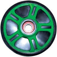 "Rear Suspension 5.63"" x 20mm Green Idler Wheel Arctic Cat 2002-2010 Models"