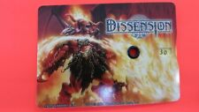 DISSENSION   30 LIVES   LIFE COUNTER  SPINDOWN   MTG Magic the Gathering