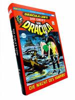DIE GRUFT VON DRACULA - CLASSIC COLLECTION HC #1 GENE COLAN 788 Seiten OMNIBUS