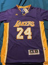 Kobe Bryant Lakers Sleeve Jersey Men Small