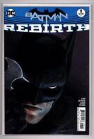 Batman: Rebirth #1   Sold Out 1st Print   DC Comics