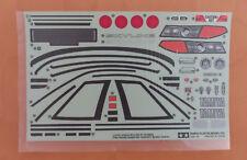 RC Tamiya Decal Nissan Skyline R32 58099 NEU NIB 1991