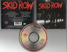SKID ROW-S/T CD (1989)ATLANTIC 81936-2 GLAM / MHR Youth Gone Wild SEBASTIAN BACH