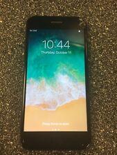 Apple iPhone 7 - 128GB - Black ATT CRACKED SCREEN