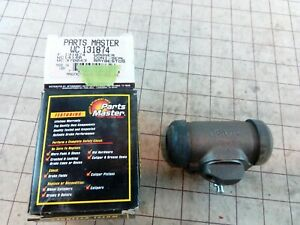 Parts Master Drum Brake Wheel Cylinder WC131874. FREE S&H