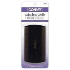 Peine de dientes finos