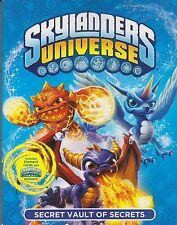 Skylanders Universe: Secret Vault of Secrets (2013, Paperback)