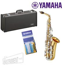 Yamaha YAS-26 Upgraded Student Eb Alto Saxophone - Used / MINT CONDITION