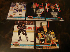 1991-92 Stadium Club Hockey--Members Only--Lot Of 5--Multi-Lots--See List--NrMt