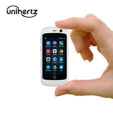 Unihertz Jelly Pro, Mini 4G Unlocked Smart Phone Android 7.0 Nougat Pearl White