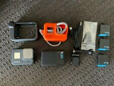 GoPro HERO8 Black Action Camera with Media Mod and accessories