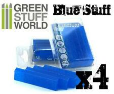 Green Stuff World Blue Stuff Instant Mold - 4 Bars - Scenery  Dioramas Warhammer