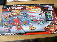 SUPER PARKING BRAND NEW SEALED  WITH CARS
