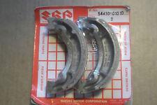 Suzuki A50P AP50 TS50 TS75 TS125 TS185 Original Zapatas de Frenos - # 54410-01010