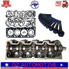 Isuzu Holden Jackaroo UBS69 4JG2T OHV 8v TurboDiesel Complete Cylinder Head Kit