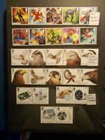 GB 2019 Commemorative Stamps~Year Set~Unmounted Mint~no m/s~UK Seller
