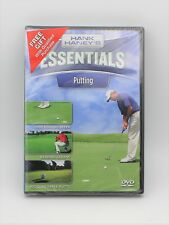 New Hank Haney's Essentials Putting Dvd