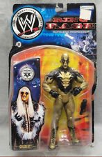 WWE Goldust Wrestling Figure Ruthless Aggression Jakks Raw Ring Rage figure toy