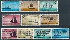 [126123] Herm Is. Boats good lot of stamps very fine MNH