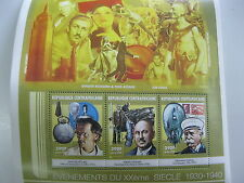 Central Africa-2000-events1930-40,famous people-Zeppelin-MI.2585-87