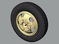 Panzer Art 1/35 Road Wheels for Ford V3000S Maultier Truck (Commercial) RE35-329