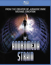 The Andromeda Strain (Blu-ray NEW) James Olson, David Wayne