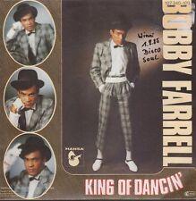"7"" Bobby Farrell King Of Dancin`/ I See You (Boney M.) 1985 Ariola Hansa"