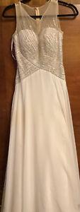 Tony Bowls Formal Prom Homecoming Long Ballgown Dress