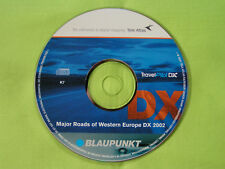 CD NAVIGATION DX WEST EUROPA 2002 VW MFD T5 MERCEDES AUDI SKODA FORD HONDA SEAT