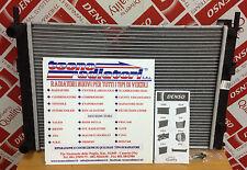 RADIATORE ACQUA  FORD FUSION 1400 DIESEL DAL 2002 AL 2012 ORIGINALE DENSO NUOVO