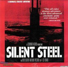 SILENT STEEL PC GAME +1Click Windows 10 8 7 Vista XP Install