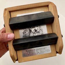 4 x 5 Handmade Leonardo Pinhole Camera from Pinhole Resource