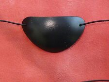 Plastic Eye Patch Black Color - Women's / Children's Small