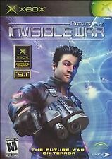 Deus Ex 2: Invisible War Xbox With Booklet
