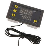 W3230 Digital -58~248℉ Relay Temperature Sensor Regulator Thermostat 24V
