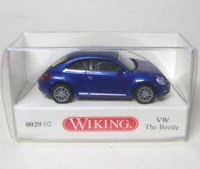 VW The Beetle (bleu)