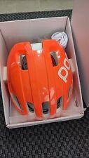 POC Ventral Spin Cycling Helmet Fluo Orange Size Large AVIP