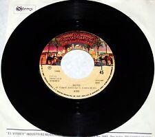"KISS vintage 7"" 45 Single Beth b/w Detroit Rock City Peru Vinyl Record Aucoin"