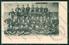 Ravenna Faenza Militari Catania cartolina QK0010