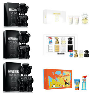Moschino Perfumes - Toy Boy 30ml 50ml 100ml / Toy 2 50ml set / I Love Love