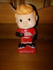 Detroit Red Wings Vintage Bobble Head/Bobbing Head/Nodder/ Miniature