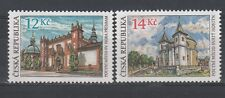 Repubblica Ceca 2004 n. 400-01 Santuari mariani di Pribram, Bystrice MNH