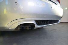 AUDI A4 B8 8K VFL DIFFUSER TUNING REAR DIFFUSER S-Line Look Spoiler Diffuser
